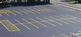 Rockford Parking Lot Striping Contractors: Pavement Marking Rockford, Lot Striping Rockford, Rockford, Illinois
